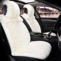 pinganzhe 汽车新款澳洲进口冬季羊毛座垫 汽车长羊毛坐垫  汽车座垫图片