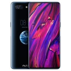 努比亚 nubia X 双面屏 深空灰 全网通 移动联通电信4G手机 双卡双待图片