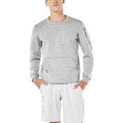 美国HOTSUIT男卫衣2017冬季新款圆领运动生活套头衫长袖运动卫衣图片