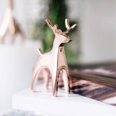 umbra ANIGRAM 网红同款动物戒托首饰戒指收纳架走心可爱创意女生节生日礼物图片