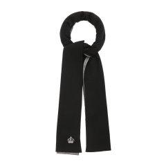Dolce&Gabbana/杜嘉班纳围巾-男士黑+灰时尚围巾图片