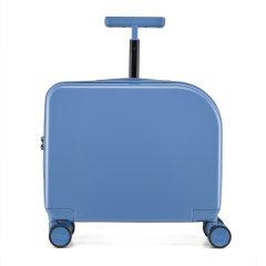 ALLOY+/越甲 商务出行拉杆箱 轻盈PC/ABS旅行行李箱 中性款式万向轮登机箱图片