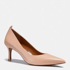COACH/蔻驰  18新款女士waverly  柔滑皮质 性感时尚高跟鞋g2367图片