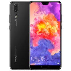 【新品】华为 HUAWEI P20 全网通版4G手机 双卡双待送一年碎屏保障图片