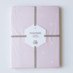 FOSSFLAKES进口 全棉单人 成人被套  150*210cm  丹麦进口 无甲醛无异味 不过敏无异味图片