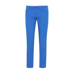 VERSACE JEANS/范思哲牛仔  男士棉质纯色休闲裤  A2GLB0S2 男士休闲裤图片