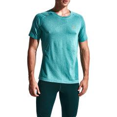 后秀/HOTSUIT 17年男款运动健身短袖男T恤一体织跑步短袖衫56094004图片
