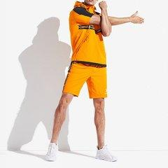 HOTSUIT健身套装男2019夏季新款健身房运动套装短袖跑步暴汗服  5925002图片