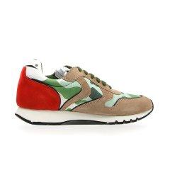 VOILE BLANCHE/维拉白撞色运动鞋 女士休闲鞋0012011156-06-9154图片