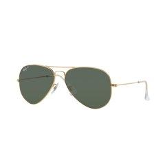 Ray-Ban/雷朋偏光太阳镜 RB3025 P 001/58 男女款经典飞行员墨镜 时尚眼镜图片