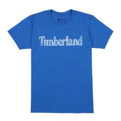 【包税】Timberland/添柏岚  户外男士圆领纯色字母短袖T恤 TB0A11GY图片