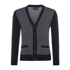 Emporio Armani/安普里奥阿玛尼 男士针织衫/毛衣 100.00%羊毛 R1E03M-R126M图片