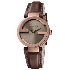 GUCCI/古驰 双G系列 时尚典雅气质 男表 女士手表 玻璃表镜 女表图片