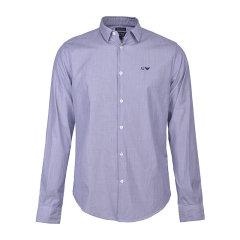 ARMANI JEANS/阿玛尼牛仔  男士长袖衬衫棉质 8N6C09 6N04Z-099图片