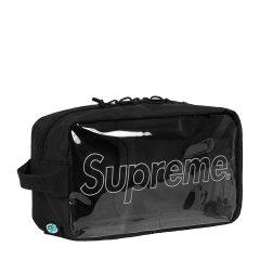supreme 18fw UTILITY BAG 多功能 包 洗漱包 透明收纳包 化妆包图片
