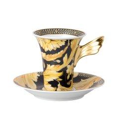 Rosenthal Meets Versace 卢臣泰邂逅范思哲高端浮世绘系列下午茶一杯一碟 茶杯咖啡杯套装图片