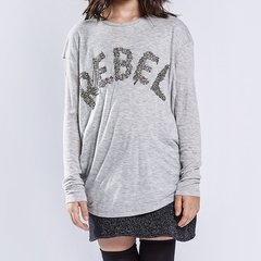 DIESEL KIDS 迪赛 女童长袖T恤 儿童T恤 2174T002图片