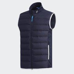 Adidas阿迪达斯马甲 男士运动背心高尔夫服装男图片