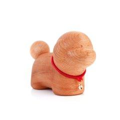 SHIZUO/拾作 2018设计师新款 居家日用小摆件 实木工艺品B11图片