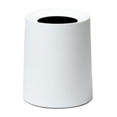 利快Ideaco日本进口创意锥形垃圾桶 纸篓 11.4升图片