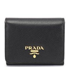 【精选】  PRADA 纯色 时尚 钱包 1MH176 QWA F0002图片