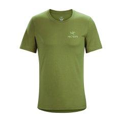 ARCTERYX/始祖鸟 Emblem SS T-Shirt M 男款棉质短袖T恤 19024图片