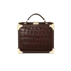 Aspinal of London 【经典热销款】复古迷你小箱包 女士包袋 INS爆款单肩斜挎包图片