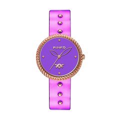 Pinko/品高FW17系列意大利进口全国联保时尚女士腕表女士手表漆皮图片
