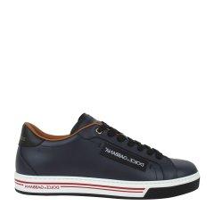【包税】Dolce&Gabbana/杜嘉班纳  男士牛皮休闲运动鞋小白鞋板鞋 CS1572 AN175 8E670图片
