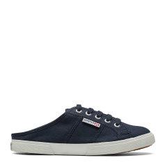 【999元3件】SUPERGA/SUPERGA 一脚蹬懒人鞋女款 春夏新品女士休闲套脚平底帆布鞋图片
