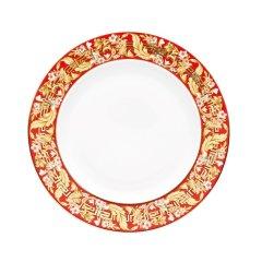 Rosenthal Meets Versace 范思哲22K纯金粉描边早餐盘餐盘图片