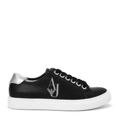 【17年春夏新款】ARMANI JEANS/阿玛尼牛仔女士运动鞋-女士牛仔系列鞋面料: 聚酯纤维里料:织物 外表涂层图片