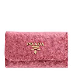 PRADA/普拉达 十字纹牛皮女士小型皮具1PG222图片
