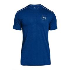 【包税】Under Armour/安德玛  男士圆领透气速干跑步健身短袖修身上衣运动T恤 1305008图片