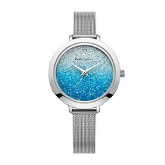 Pierre Lannier/连尼亚 法国原装进口施华洛世奇水晶元素渐变星钻系列女士石英手表图片
