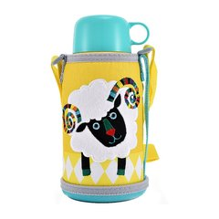 tiger虎牌保温杯MBR-S06G儿童保冷吸管杯两用304不锈钢台湾版图片