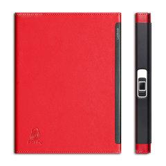Lockbook指纹锁笔记本 商务办公记事本 日记本软面抄 手帐本 文具 A5图片