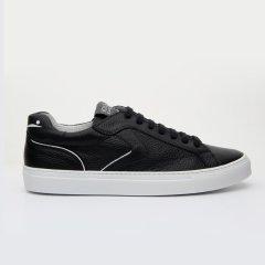 VOILE BLANCHE/维拉白撞色运动鞋 男士休闲鞋0012010032-01-9101图片
