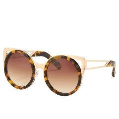 【包邮包税】Linda Farrow/琳达法罗 × ERDEM 合作款 猫眼太阳镜 100%防UV EDM4C2SUN图片