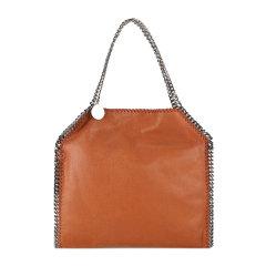 Stella McCartney/斯特拉·麦卡特尼女士多色仿麂皮(人造革)金属围边装饰手提包/单肩包 261063图片