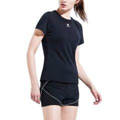 美国后秀/HOTSUIT 吸汗服 女2019夏季 吸湿排汗 运动短袖t恤 女式t恤图片