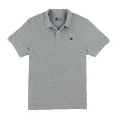 【包税】Timberland/添柏岚  户外男士翻领纯色短袖POLO衫 TB08743J图片