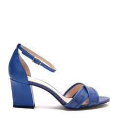 ARMANI COLLEZIONI/阿玛尼卡尔兹低/中跟鞋-女士凉鞋主.辅:牛皮革里:羊皮革图片