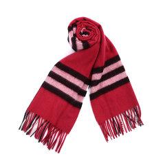 【18秋冬】BURBERRY/博柏利 山羊绒多色长围巾 3994153图片