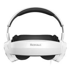 Royole柔宇 MOON 3D头戴影院 VR高清一体机 虚拟现实眼镜图片