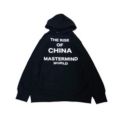 MMJ Mastermind World/Mastermind Worldx MARBLED CAT 2017FW MG1 国旗 男卫衣 男女同款图片