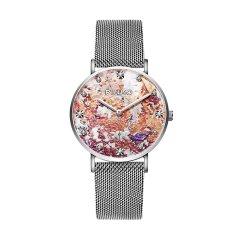 Pinko/品高FW17系列意大利进口全国联保时尚简约女士腕表手表网织带图片