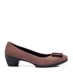 COZY STEPS/COZY STEPS牛皮粗跟女士低/中跟鞋图片