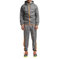 HOTSUIT/HOTSUIT男款拉链闷汗健身服运动套装 55040901图片