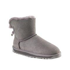【18秋冬】Ozwear ugg/Ozwear ugg  女士雪地靴2018秋冬新款百搭低筒雪地靴   365图片